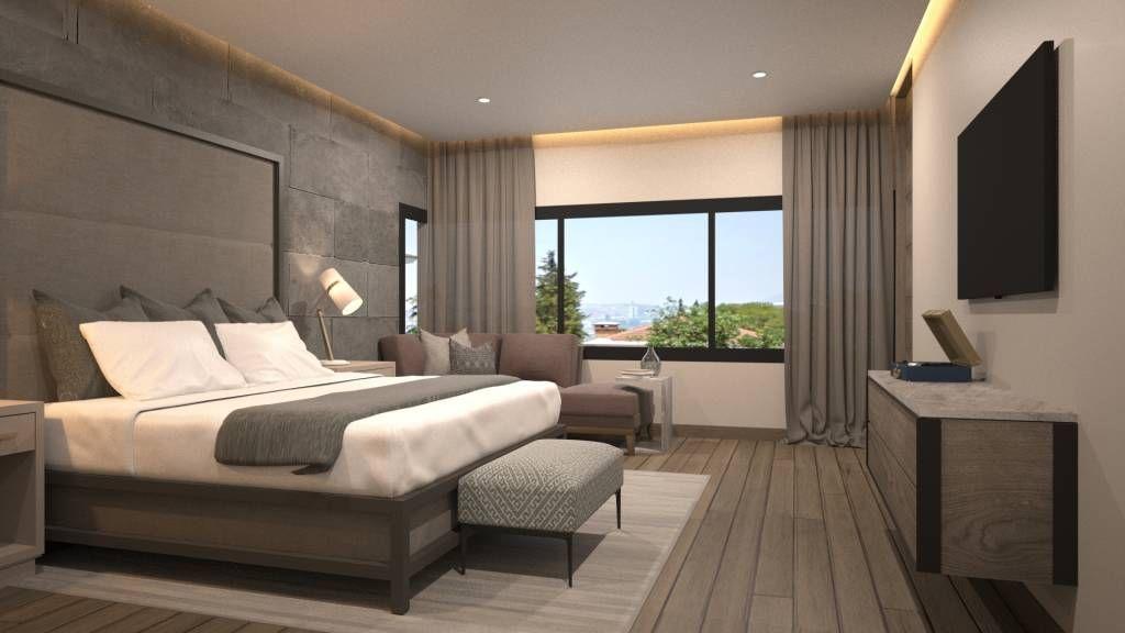 Rec maras de estilo por homify dormitorio principal for Decoracion de habitaciones principales