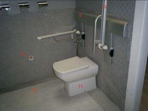 Designers Mostram Ambientes Inclusivos Banheiro Acessivel