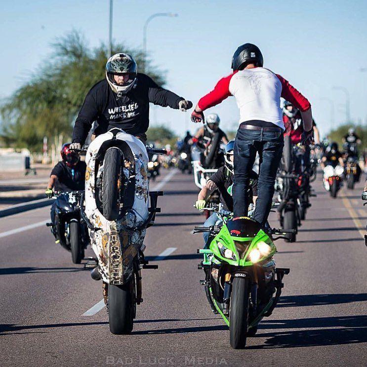 Bike Nations Fails Crash Cops Vs Bikers And Much More