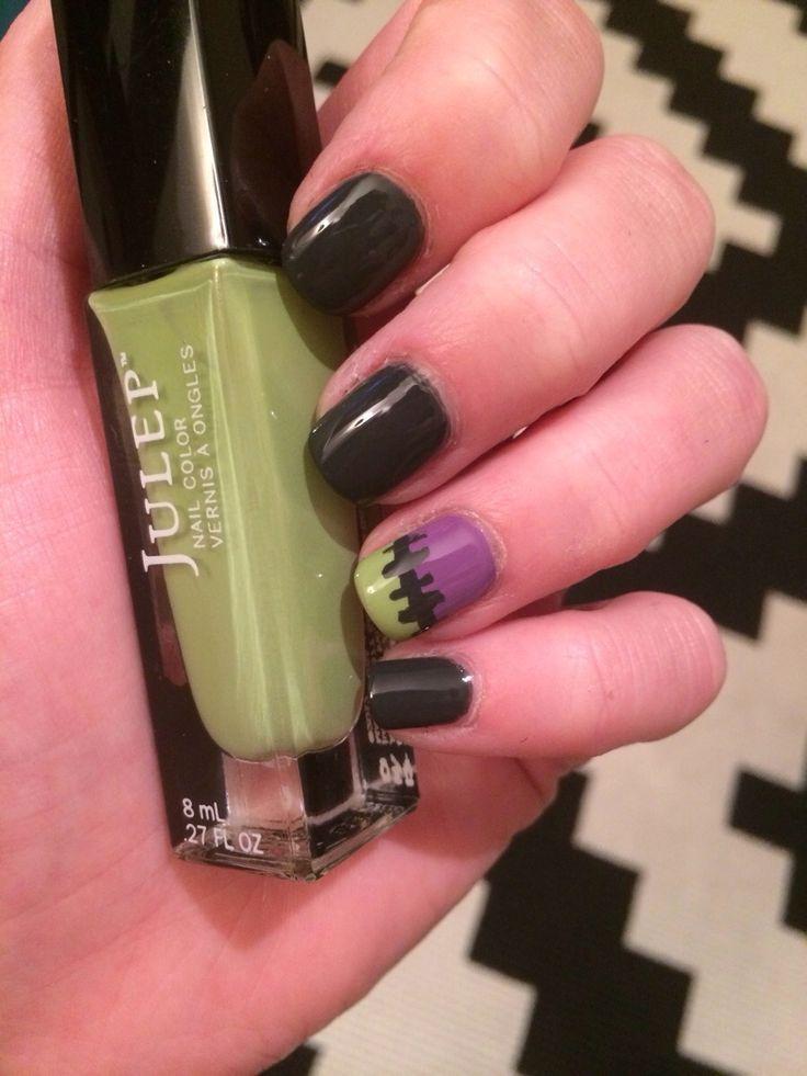 Pin de Dorita Rico en Halloween Nails | Pinterest