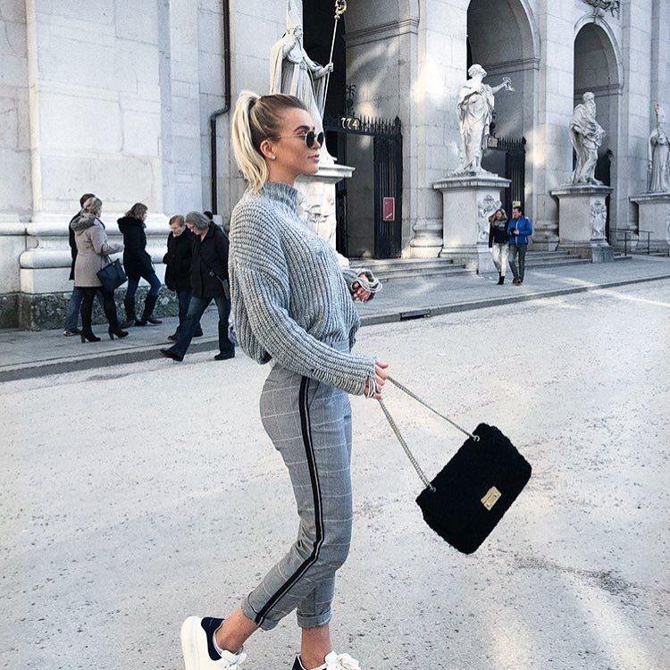 Zara Outfits Ref Number Zara International Instagram Fotograflari Ve Videolari Outfits With Leggings Fashion How To Wear