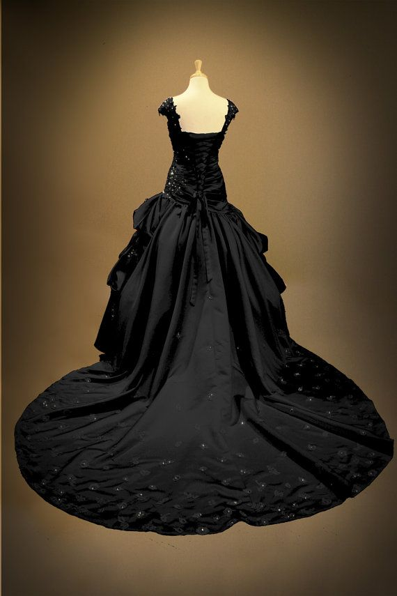 Semi Formal Dresses | Wedding Gowns Couture | Pinterest | Black ...