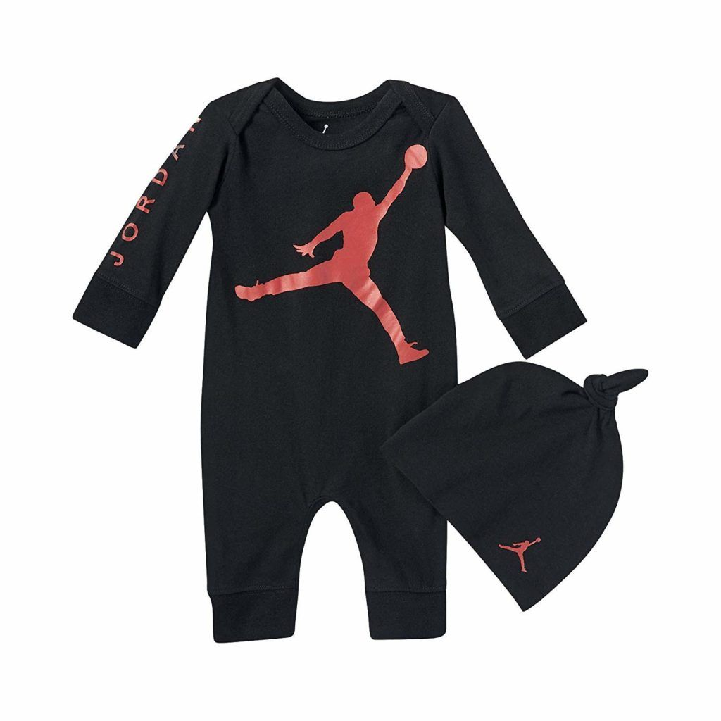 Baby Boys Air Jordan Infant Jump Man Coverall Baby Clothes Baby Clothing Baby Boy Clothes Baby Girl Clothes Cheap Name Brand Clothes For Kids Toddler Nam Baby Boy Jordan Outfits Boy Outfits