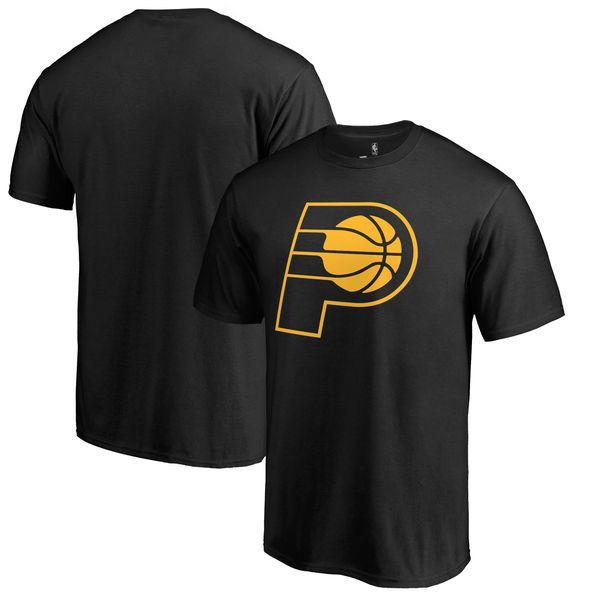 Black · Indiana Pacers Fanatics Branded Big & Tall Taylor T-Shirt ...