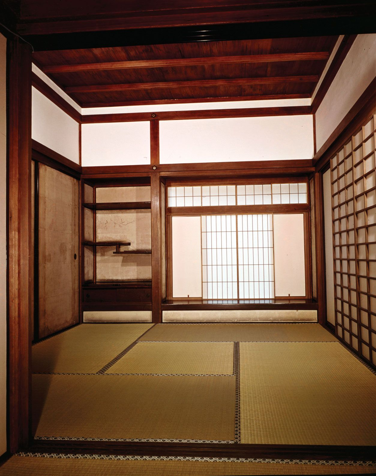 10 Kitchen And Home Decor Items Every 20 Something Needs: Japanese Architecture: Shoin-zukuri Interior In The