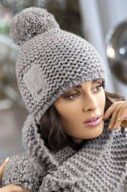 интересные идеи для вязания шапочек 99 Knitting Crochet вязание