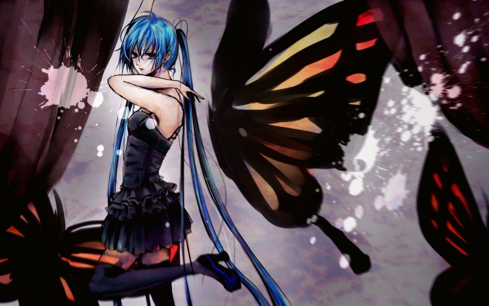 Pin on Anime Wings