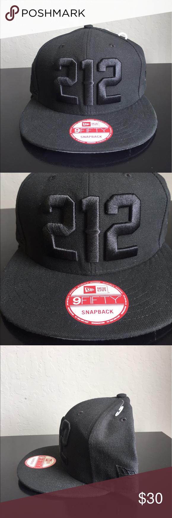 reputable site 1e49d 8038b 1 DAY SALE❗️New Era 212 Area Code Yankees Hat New Era 9Fifty