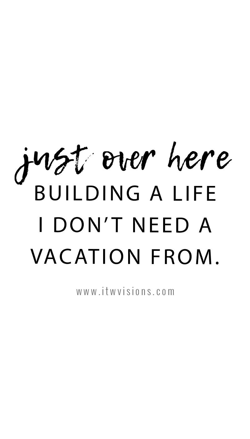 Need A Vacation Quotes 50 Social Media Quotes & Posts  Girl Boss Motivation Bundle