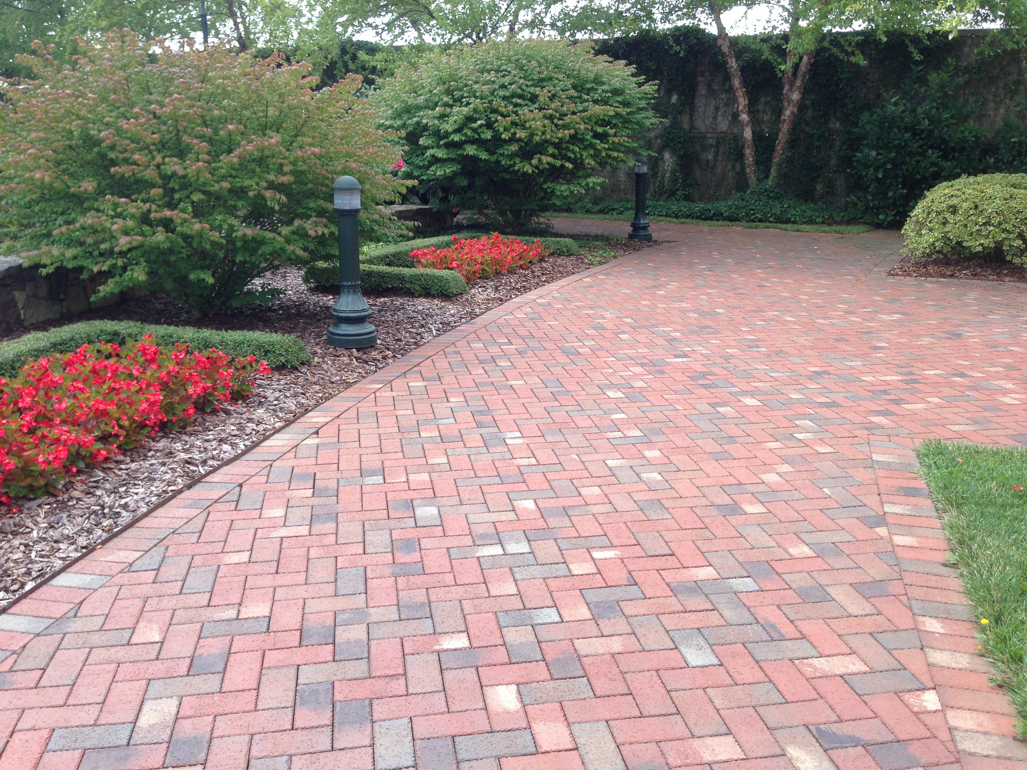 Square Edge Pavers Can Be Laid In Sand Or Mortar And Are Made To Stand The  Test Of Time. | Pinterest | Bricksu2026