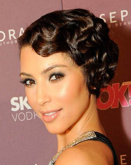 Swell 1000 Images About Wedding Hairstyles On Pinterest Short Wedding Short Hairstyles For Black Women Fulllsitofus