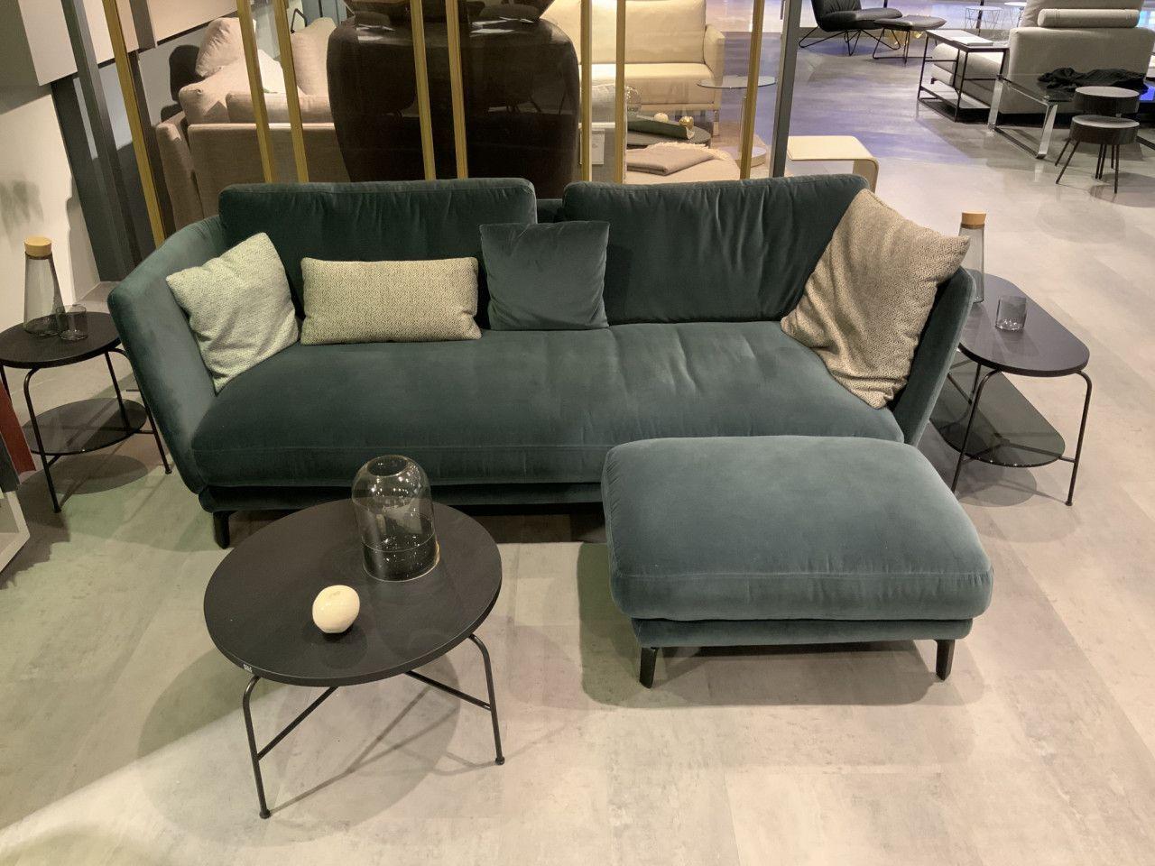 Rolf Benz Rondo 525 Mit Hocker In Samt Designermobel Stuttgart In 2020 Innenarchitektur Schoner Wohnen Gemutliches Sofa
