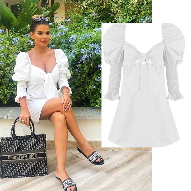 Not many of our White Gypsy dresses left get yours before there gone for the Summer  We wont be  Not...