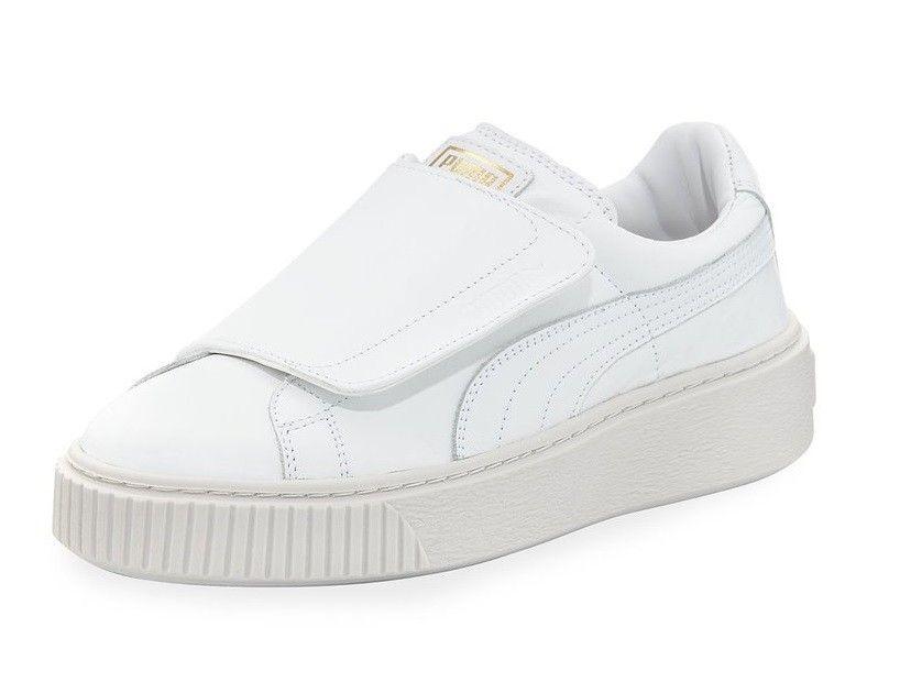 zapatillas puma blancas lazos de luto