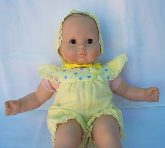 Itty Bitty Baby doll Flannel Jammies and hat | Pinterest
