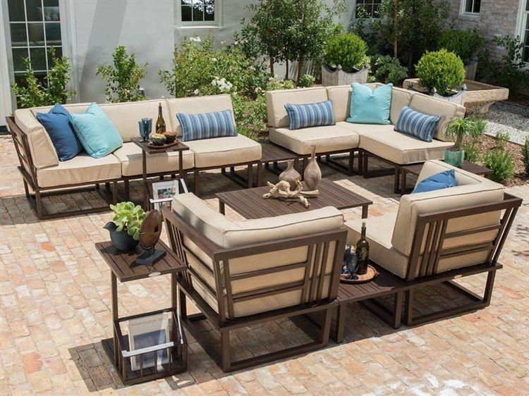 Aluminum Aluminium Outdoor Furniture, High Quality Patio Furniture