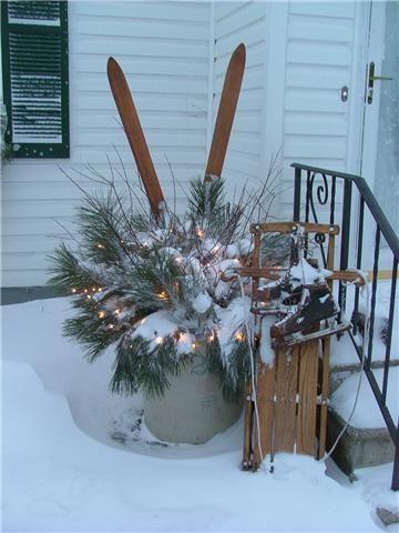 50 Best Inspiring Outdoor Christmas Decorations Lights Ideas -