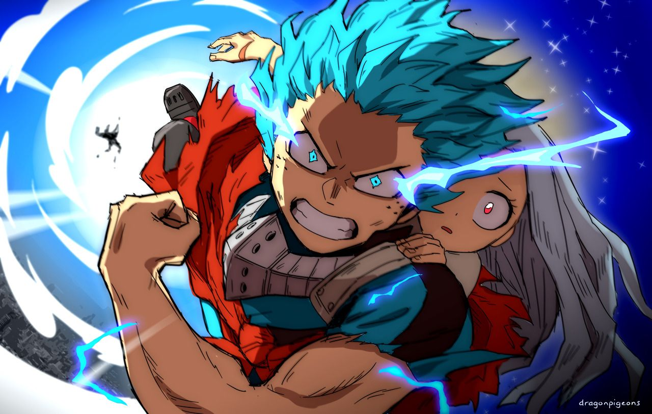 My Hero By Lana Taylor On My Hero Academia In 2020 Hero Anime