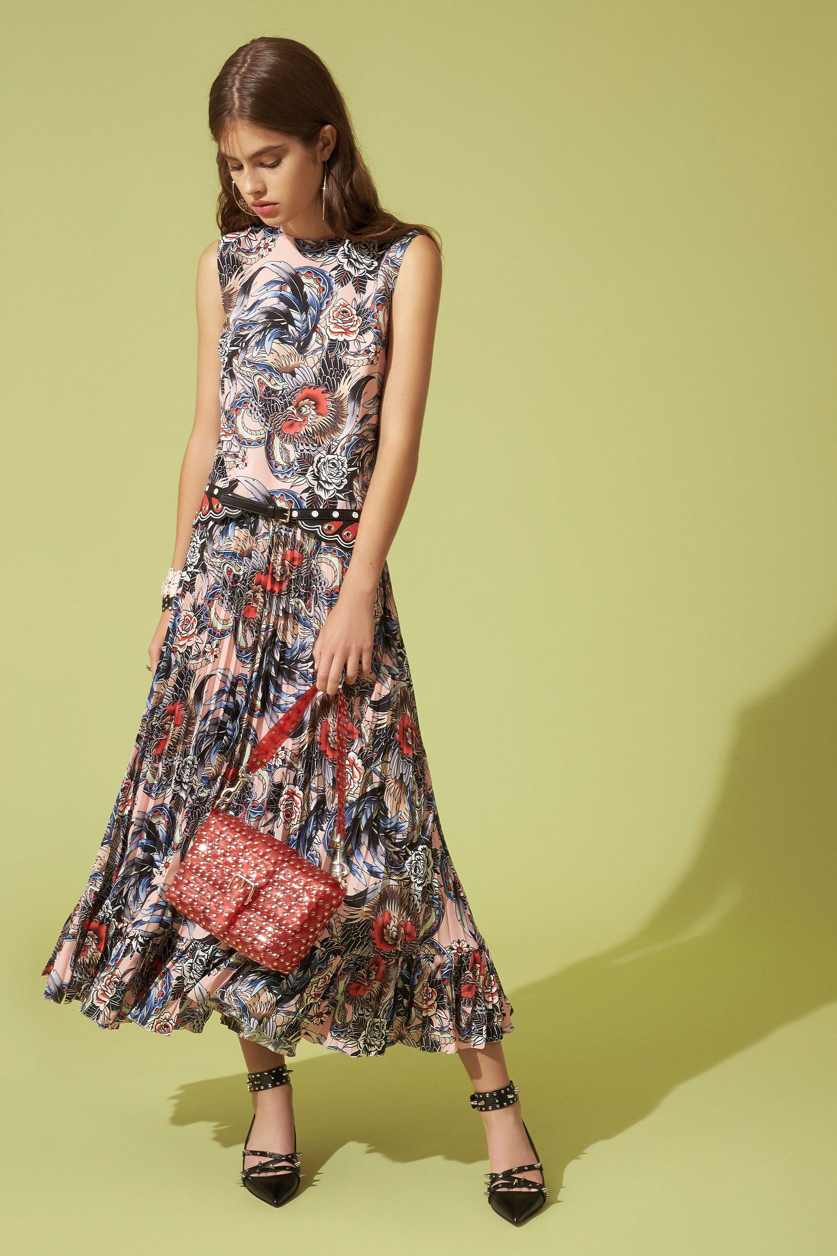 RED Valentino SpringSummer 2019 Collection – NYFW