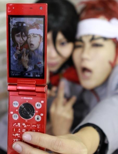 Rukia and Renji from Bleach