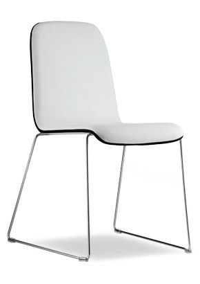 Trend Stitch Rod Upholstered Chairs Chair