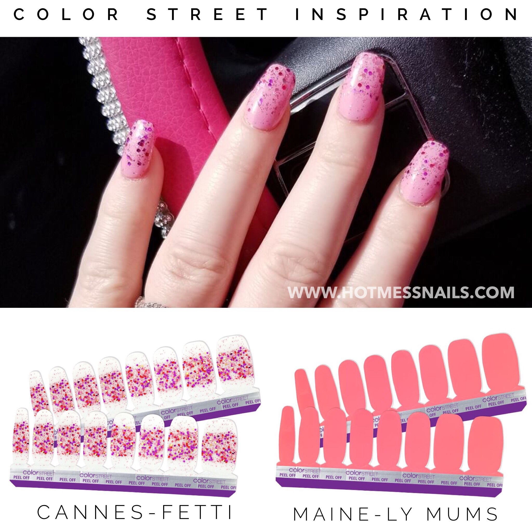 Use These Colors To Create An At Home Manicure 100 Dry Polish That