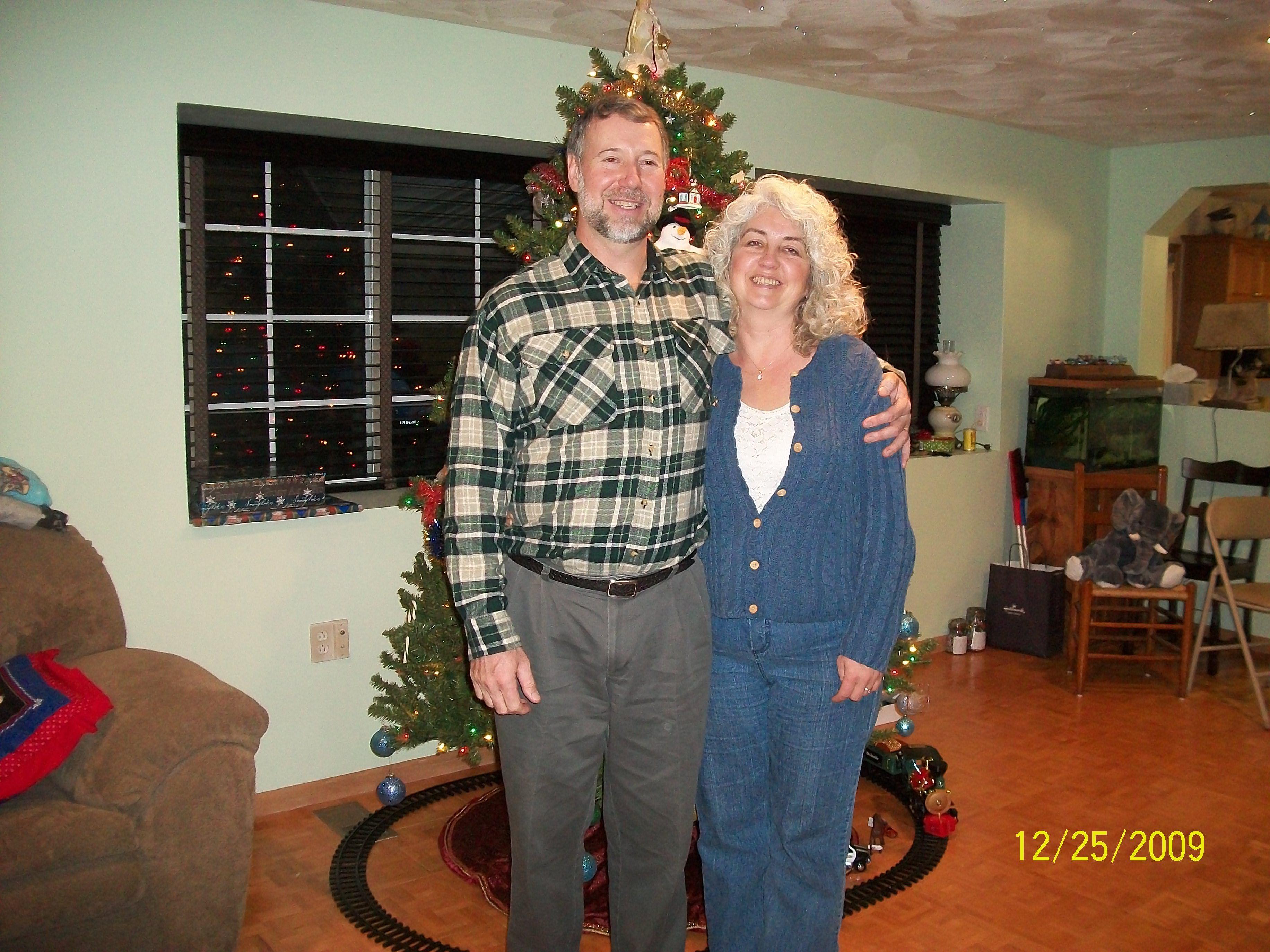 Tom & CindyKay Clark (formerly CindyKay Call)