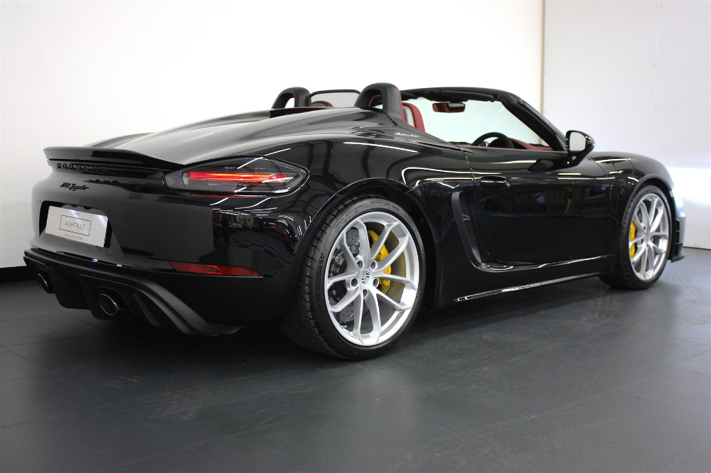 Used 2019 Porsche Boxster 718 16 Current For Sale In Shropshire Pistonheads Porsche Boxster Porsche 718 Boxster Boxster