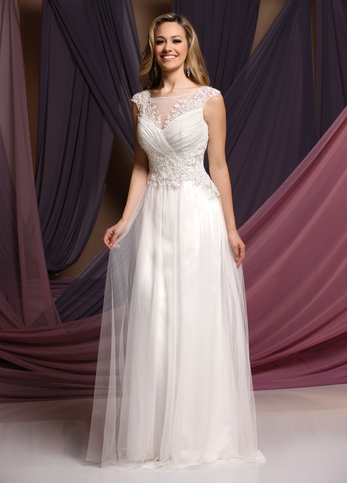 Davinci Wedding Dresses - Style F7034 | Beautiful gowns | Pinterest ...