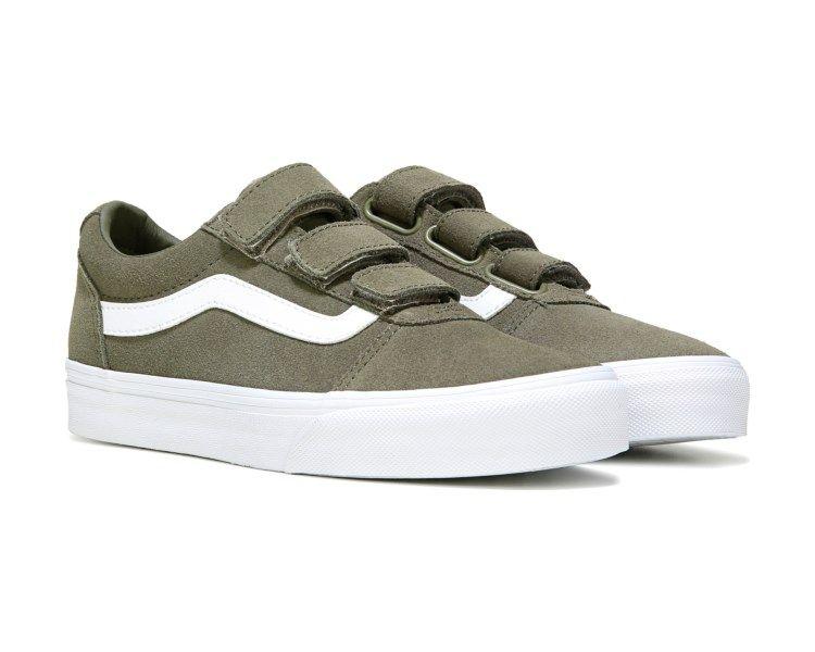 27c5308a798e09 Vans Ward V Sneaker Evening Sand