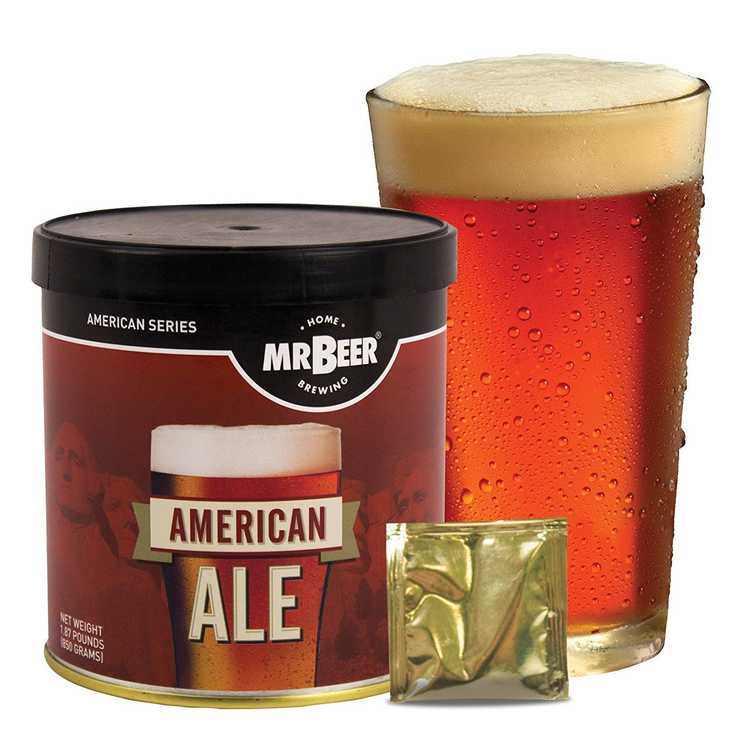 Mr beer american ale homebrewing craft beer refill kit you mr beer american ale homebrewing craft beer refill kit you can get solutioingenieria Image collections
