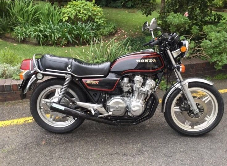 Honda cb750k 1980 rondebosch gumtree classifieds south for 1980s honda motorcycles