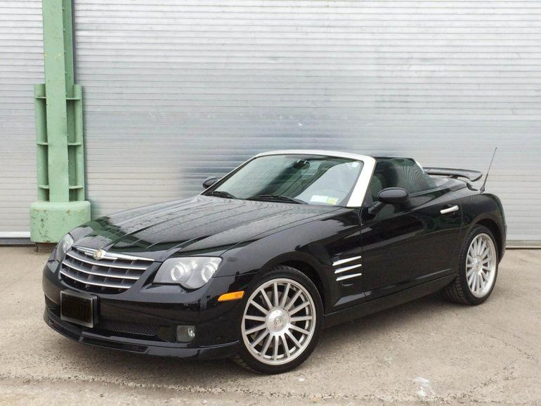 2005 Chrysler Crossfire Srt 6 Supercharged Amg Motor With Images