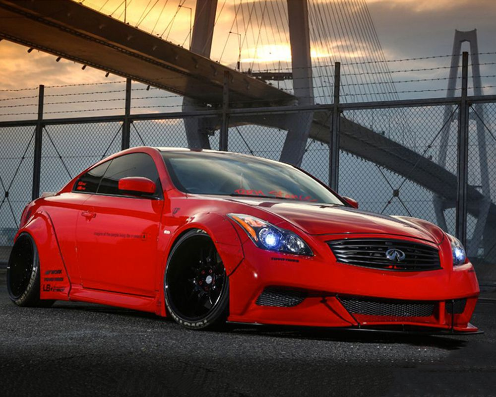 4000 body kit 2005 crossfire wish list pinterest infiniti 4000 body kit vanachro Choice Image