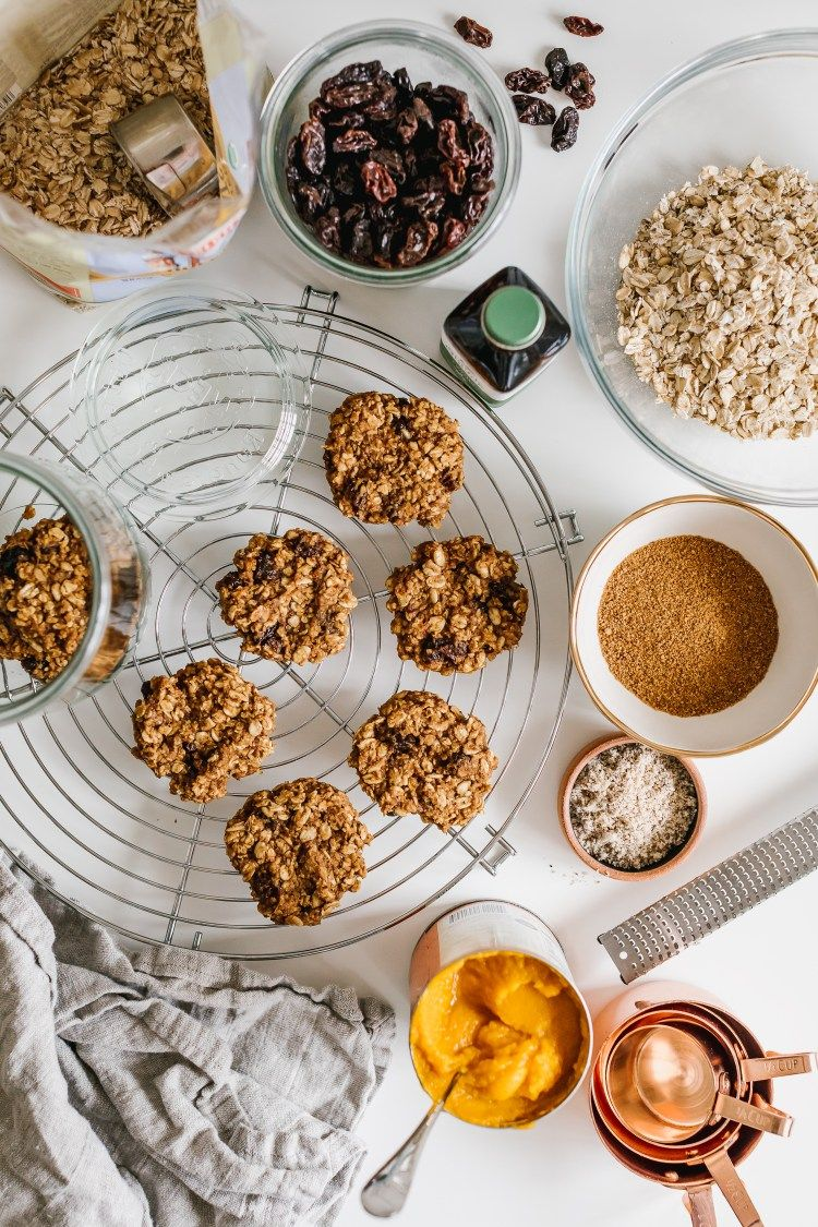 Breakfast Cookies Four Recipes Faring Well Vegan Snacks Healthy Vegan Snacks Breakfast Cookies