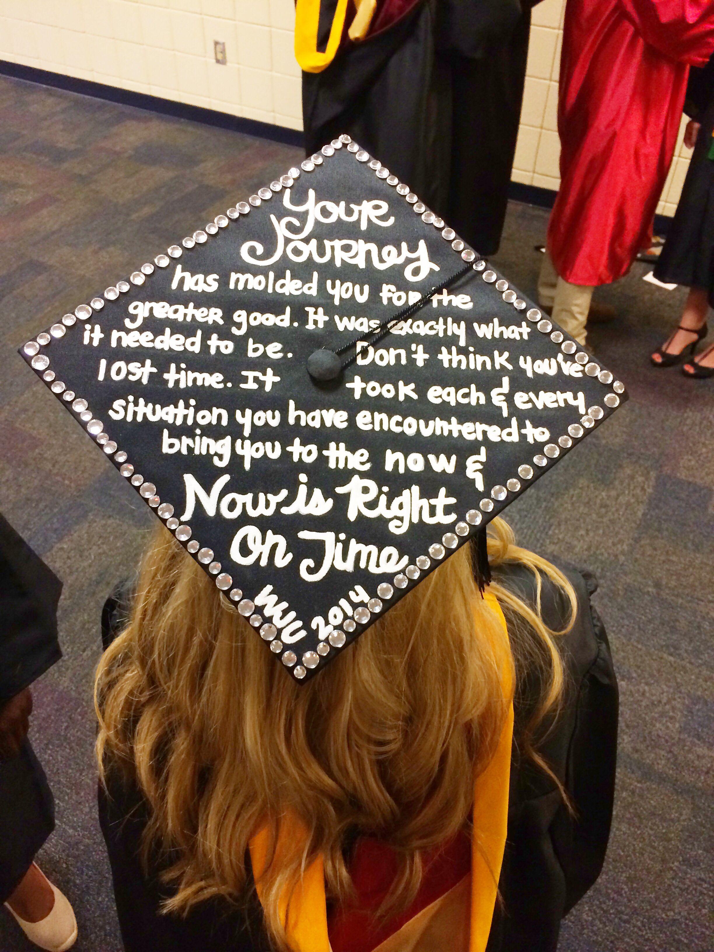College graduation cap decoration ideas for Graduation decorations