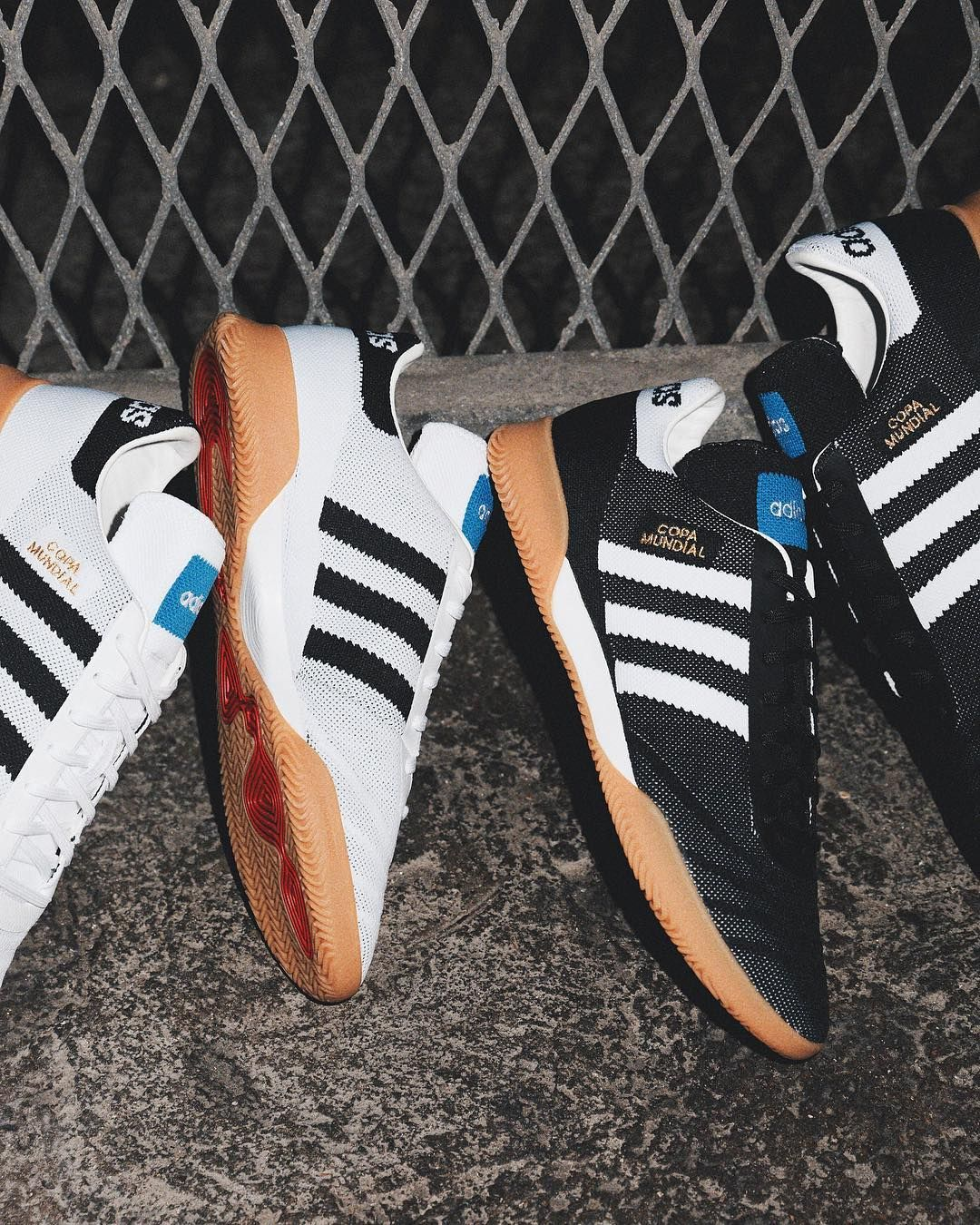 e3cf7f344 Past meets Primeknit.  adidasfootball drop two limited edition COPA 70Y  sneakers. See more online 📲 www.soccerbible.com  soccerbible…