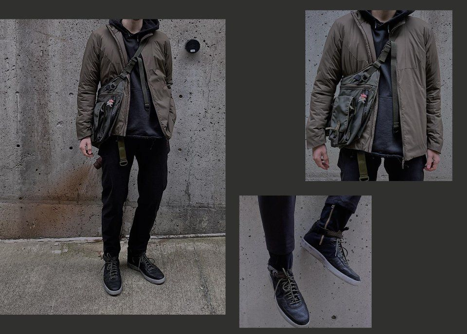 the only acceptable color palette Street wear urban