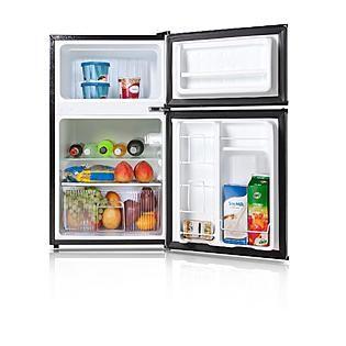 Kenmore 3 1 Cu Ft 2 Door Compact Refrigerator Stainless Steel