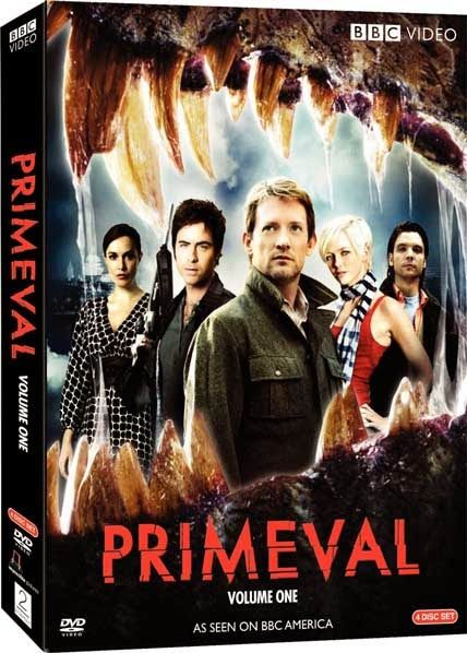 free download: Primeval Complete Season 1 to 5 DVDRip