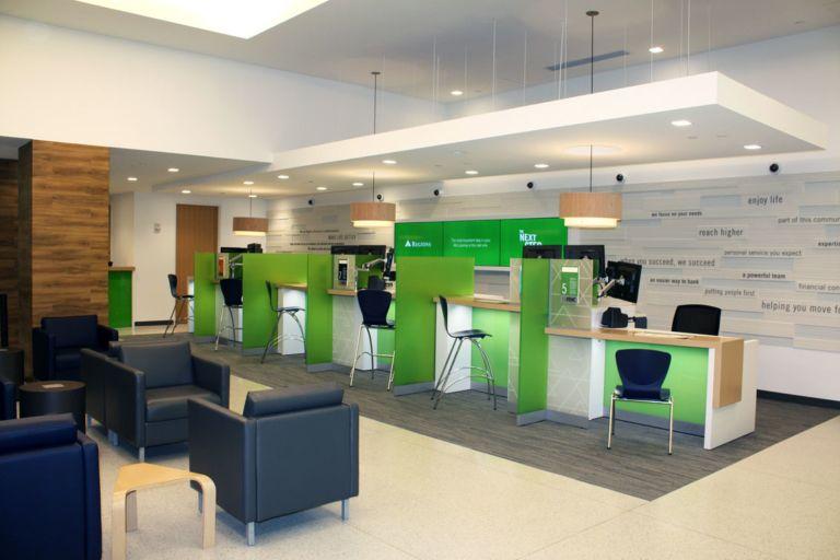 Retail Banking Branch Design Showcase Over 75 Photos Bank