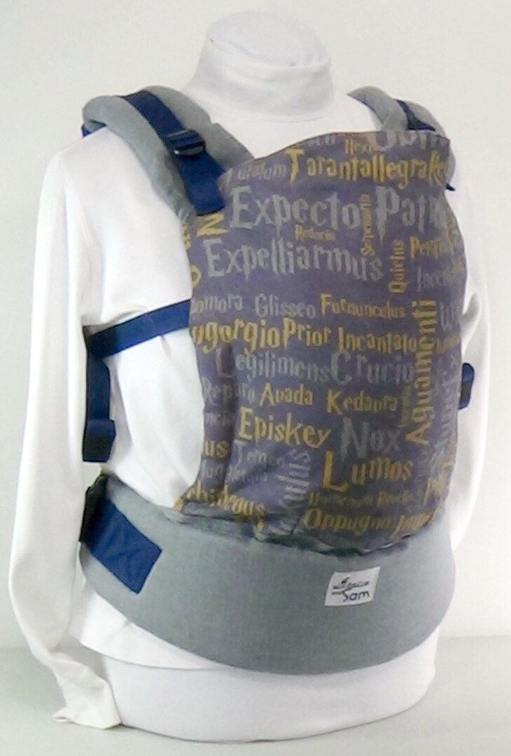 295e9705d9a Harry Potter Full Buckle Baby Carrier