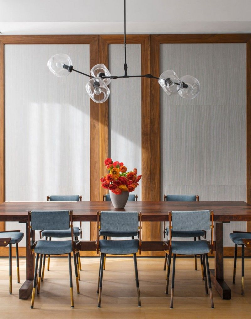 Ninth Avenue Duplex By WUNDERground Architecture. Contemporary Dining ...