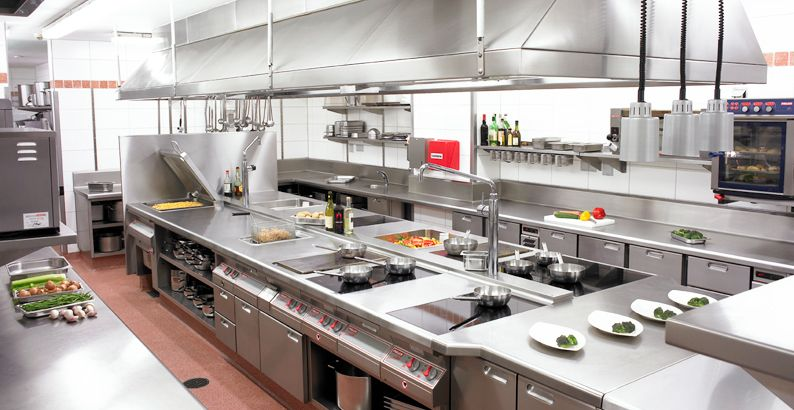 Small Commercial Kitchen Equipment Enchanting With Commercial Kitchen Equipment List Tips