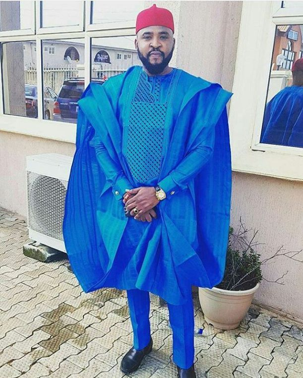 57aad9be5a3ab Agbada Style inspiration 7 | Men's fashion | Agbada styles, African ...
