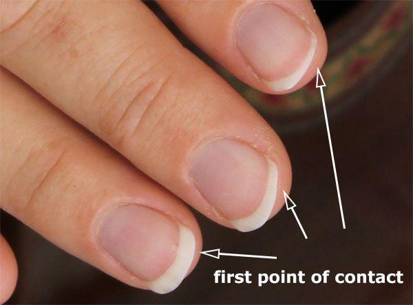 Mangore Bellucci Guitars Fingernails Nails Fingernails Guitar Fingers