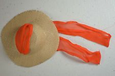 Opinion vintage barbie straw hat all