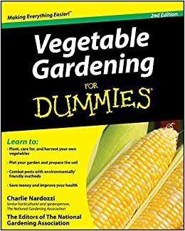 Photo of Vegetable Garden For Dummies