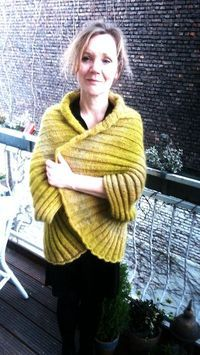 Photo of Soul warmer XL   Simple. Nice! Simply knitted from beautiful yarn. Z …
