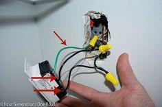 How To Install A Motion Sensor Light Switch Diy Motion Sensor